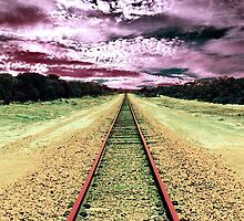 'Rockin Railway' by JadeAsh