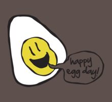 happy egg day! Baby Tee