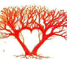 The Heart Tree by Linda Callaghan