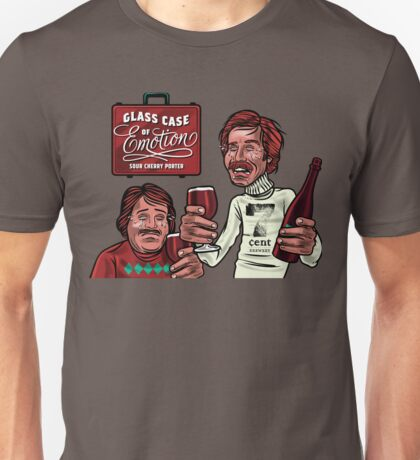 Glass Case of Emotion illustration Unisex T-Shirt