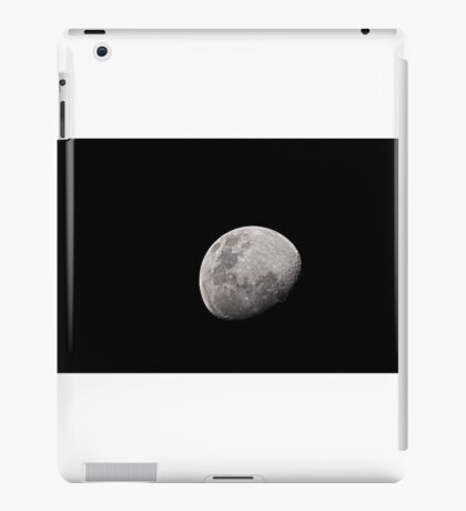 The Moon 24.09.2015 about 7pm iPad Case/Skin