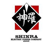Shinra v4 Photographic Print