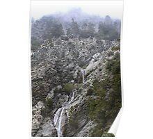 San Antonio Falls Poster