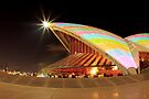 Twinkle a colourful star_Sydney Opera House by Sharon Kavanagh