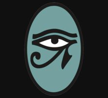 The Eye Of Horus by nated83fashart