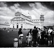 ABOUT PISA by Carlo Sebastiani
