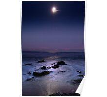 moon shine-redhead NSW Poster