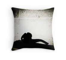 This is not a pipe... Throw Pillow