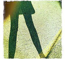 long legs Photographic Print