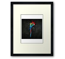 bird Framed Print