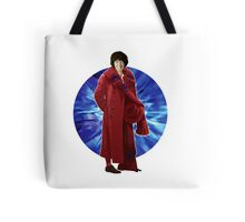 The 4th Doctor - Tom Baker Tote Bag