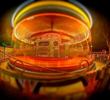 carousel  by Adam Glen