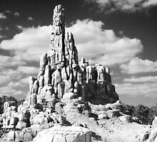 Thunder Mountain by Jeff Newell