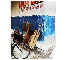 Base Camp Hotel, Mt. Everest Poster