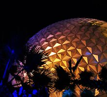 Spaceship Earth: After Dark by Jeff Newell