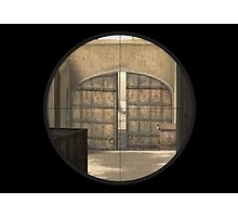 CSGO Dust 2 - Mid Doors Photographic Print
