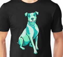 Pit Bulls in Sea Foam Splash Unisex T-Shirt