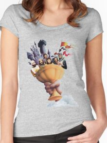 The Holy Grail Women's Fitted Scoop T-Shirt