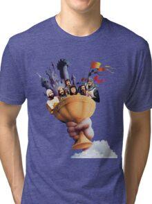 The Holy Grail Tri-blend T-Shirt