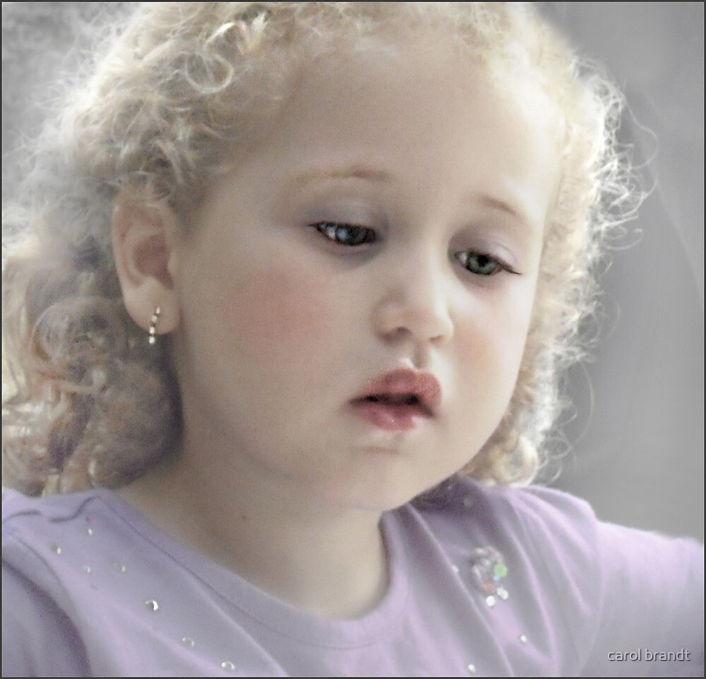 raphael child by carol brandt