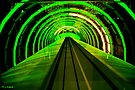 Green Tunnel by imagic