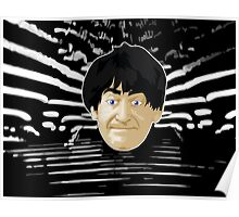Doctor Who - Second Doctor Intro Poster