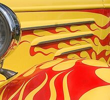 BLAZING HOT ROD by chuckbruton