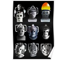 Cyberman Evolution Poster