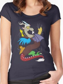 Hang In There, Discord! Women's Fitted Scoop T-Shirt