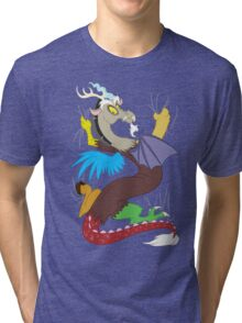 Hang In There, Discord! Tri-blend T-Shirt