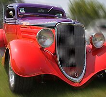 1933 Ford Coupe by chuckbruton