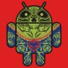 Dia de los Android Muertos by Vincent Carrozza