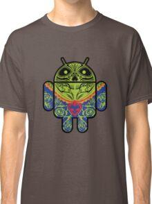 Dia de los Android Muertos Classic T-Shirt