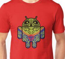 Dia de los Android Muertos Unisex T-Shirt