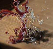 Wine by Aaron Luke Wilson