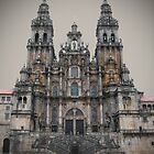 Cathedral of Santiago De Compostela by Jasna