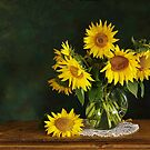 sunflowers by danapace