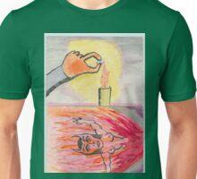 burnt eyeball Unisex T-Shirt