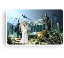 ~ Atlantis ~ Canvas Print