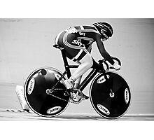 Jess Varnish World Track Championships Apeldoorn 2011 Photographic Print