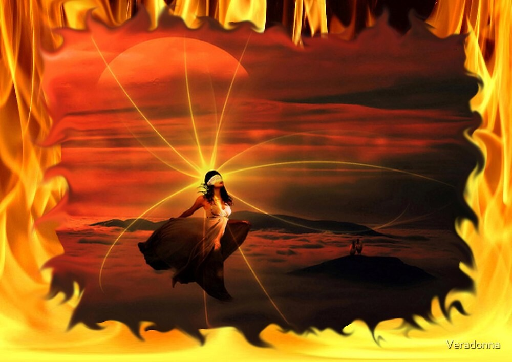 ~ Born In The Eternal Fire ~ by Alexandra  Lexx