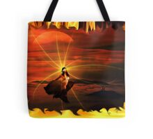 ~ Born In The Eternal Fire ~ Tote Bag