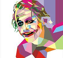 Joker WPAP by elangkarosingo
