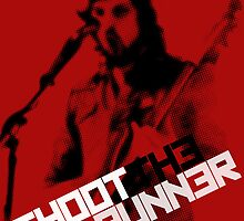Shoot The Runner by Mad Ferret