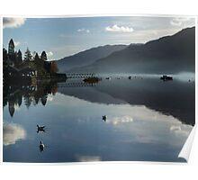Loch Goil, Argyll, Scotland Poster