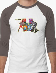 Welcome to Castle Anorak 2 - Ready Player One Men's Baseball ¾ T-Shirt