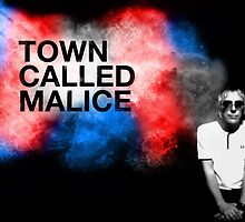 Town Called Malice by Dave Welsh