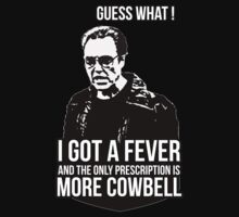 MORE COWBELL by Boulinosaure