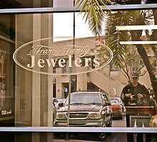 """""""Moi?"""" - Reflection - Francis Family Jewelry - San Diego, CA by Jack McCabe"""