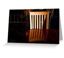 Shiny Finish Reflection Greeting Card